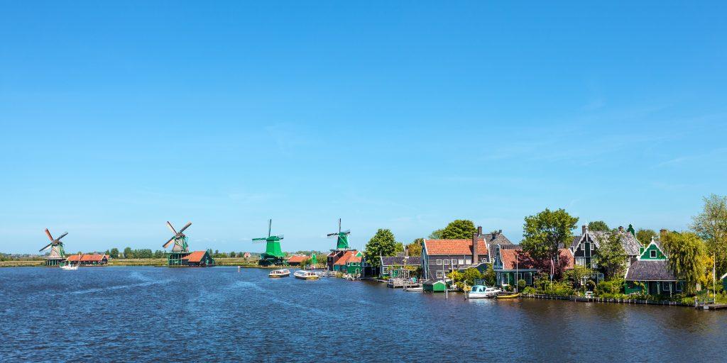 Dagje uit Zaandam