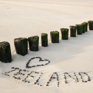 Uitwaaien in Zeeland