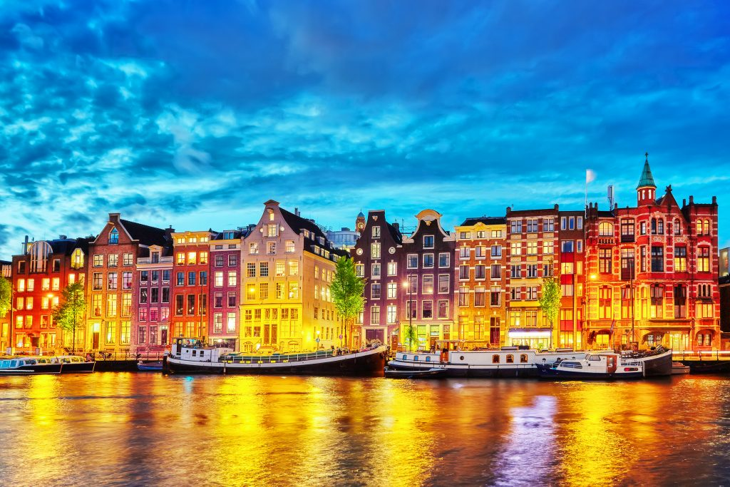 Dagje uit Amsterdam