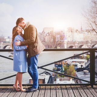 Verken Parijs, de stad van de liefde
