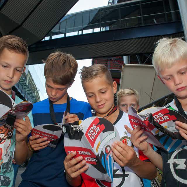 De Kuip Stadion Tour in Rotterdam