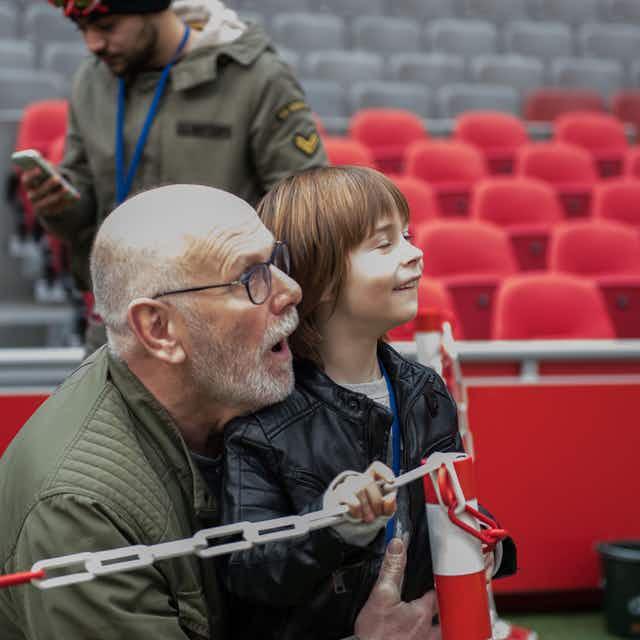 De Johan Cruijff ArenA stadiontour is een belevenis voor jong en oud
