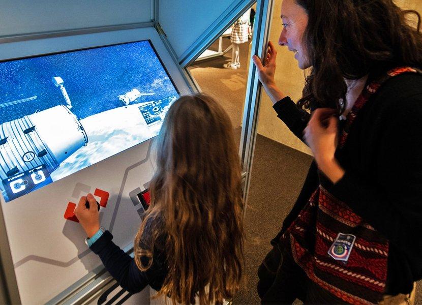 Populaire wetenschap in het Museon
