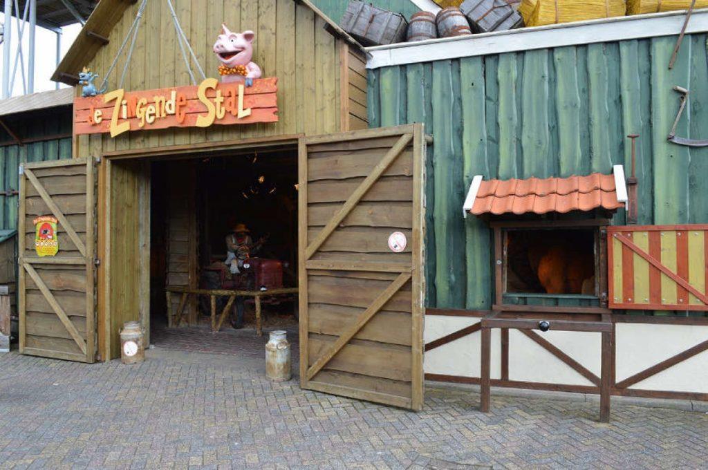 """Kom eens een kijkje nemen in """"de Zingende Stal"""" in familiepark Drievliet"""