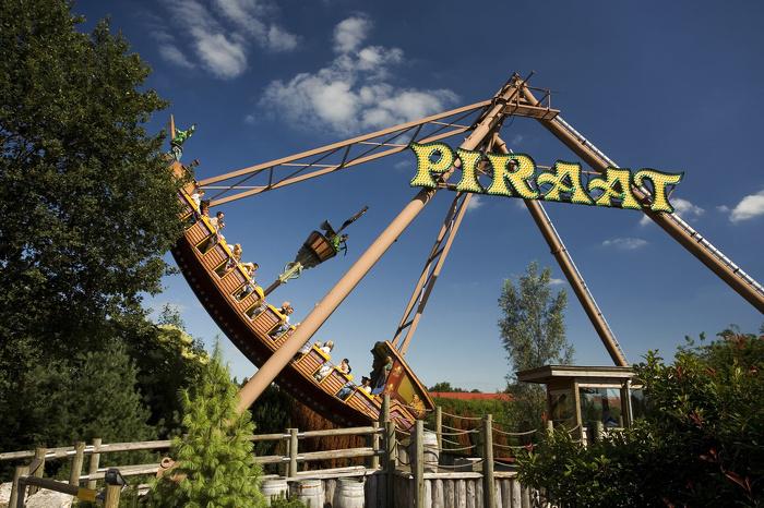 De Piraat.