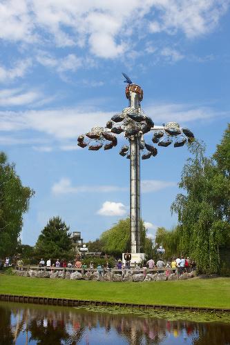 The Eagles in attractie en vakantiepark Slagharen.
