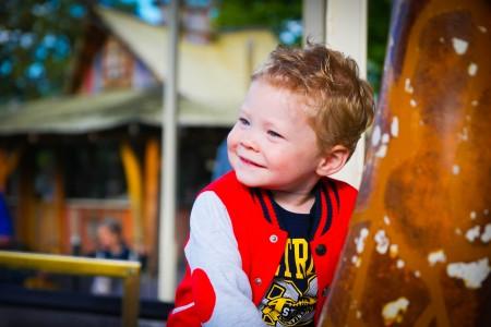 Voor de allerkleinsten is er ook vermaak in Familiepark Drievliet.