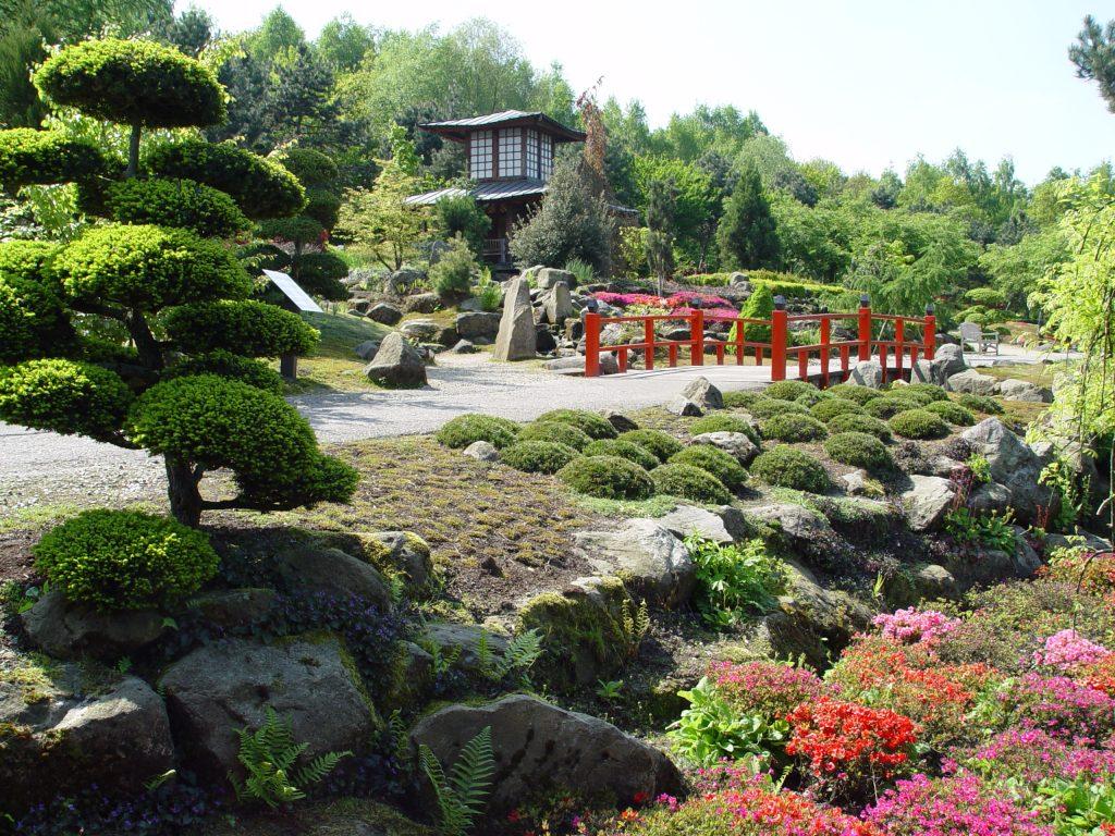 Prachtige tuinen in Mondo Verde