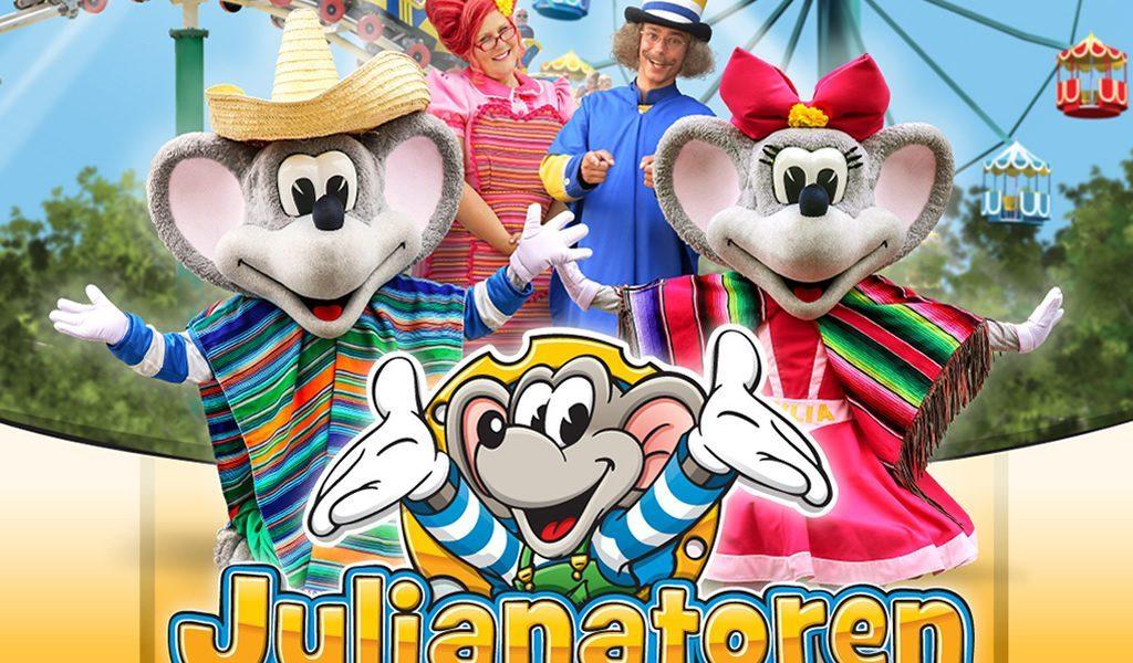 Flyer Kinderpretpark Julianatoren