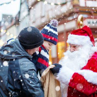 Kerstshoppen in één van de gezellige Europese steden.
