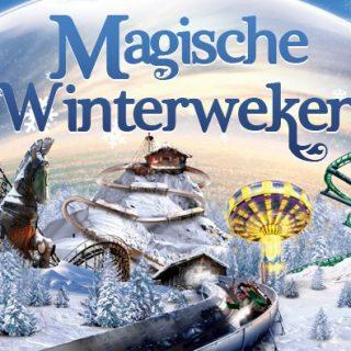 magische winterweken toverland attractiepark sevenum