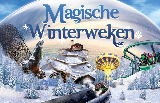 Beste Tickets: Magische Winterweken Attractiepark Toverland Sevenum 15 KM-84