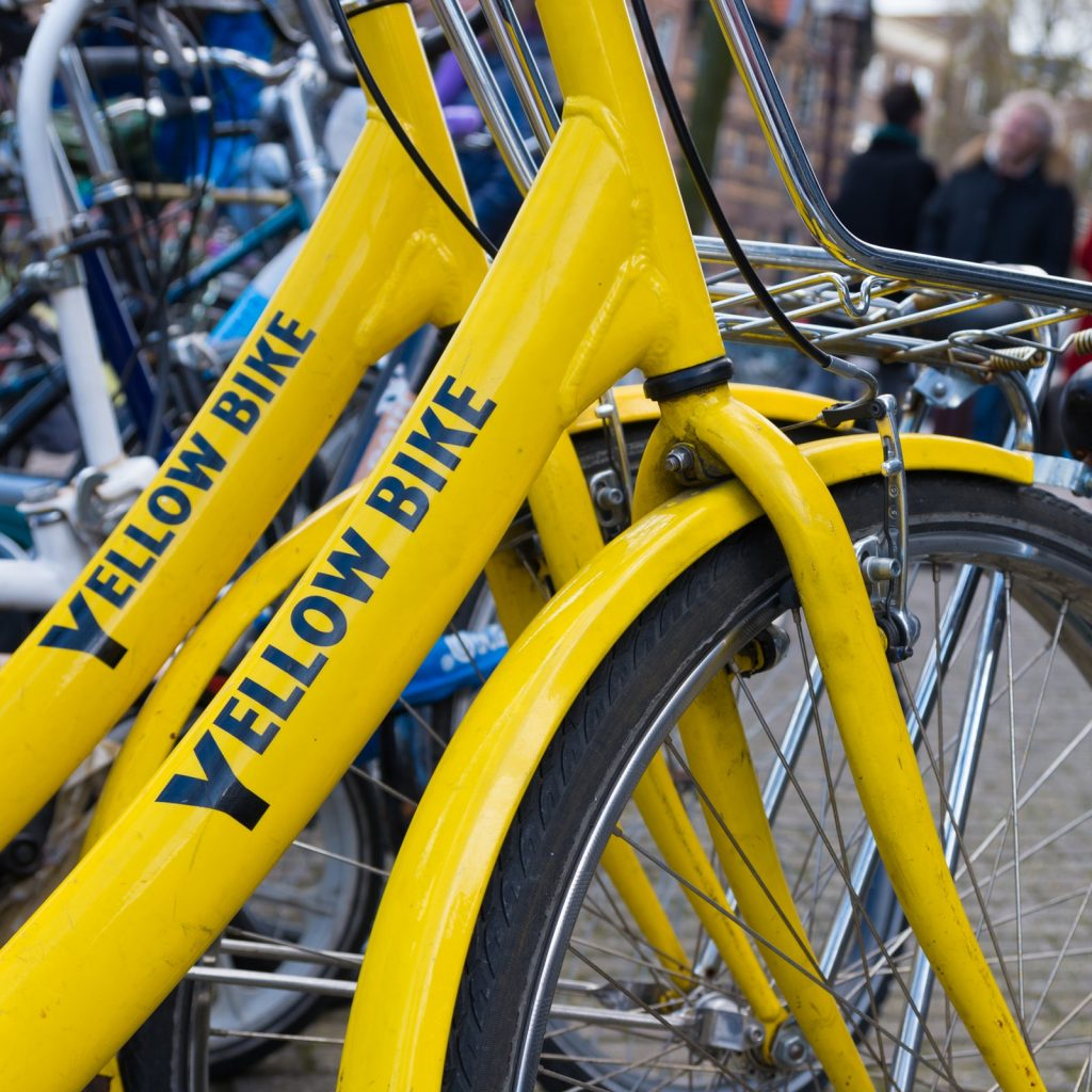 Fiets huren Amsterdam
