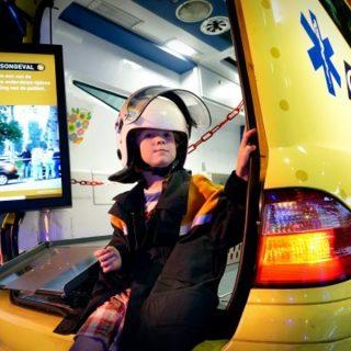 Veiligheidsmuseum PIT alles over politie brandweer en ambulance