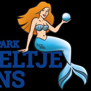 Logo Deltepark Neeltje Jans.