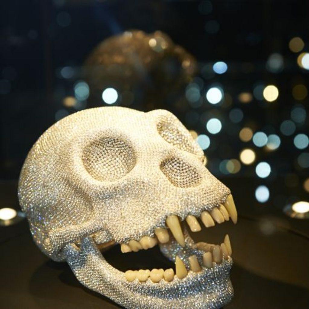 Ook bizarre voorwerpen vind je in het Diamant Museum