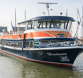 Boottocht Volendam Marken express