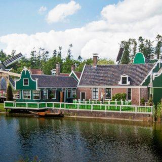 Het Nederlands Openlucht Museum.