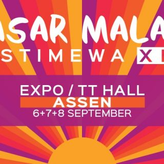 Publicatie poster Pasar Malam Assen