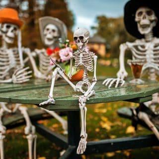 Halloween voor de hele familie in Bellewaerde