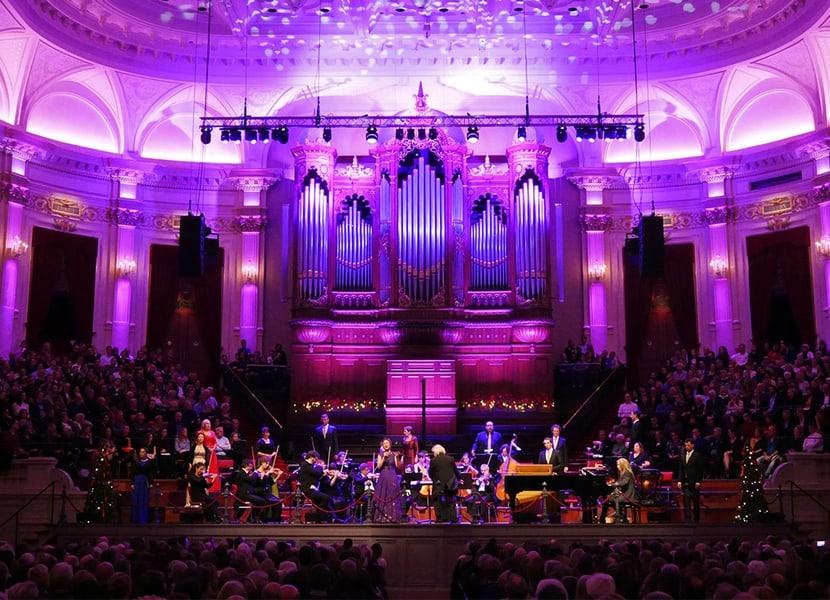 Unieke combinatie van The Bach Choir and Orchestra en Jan Vayne