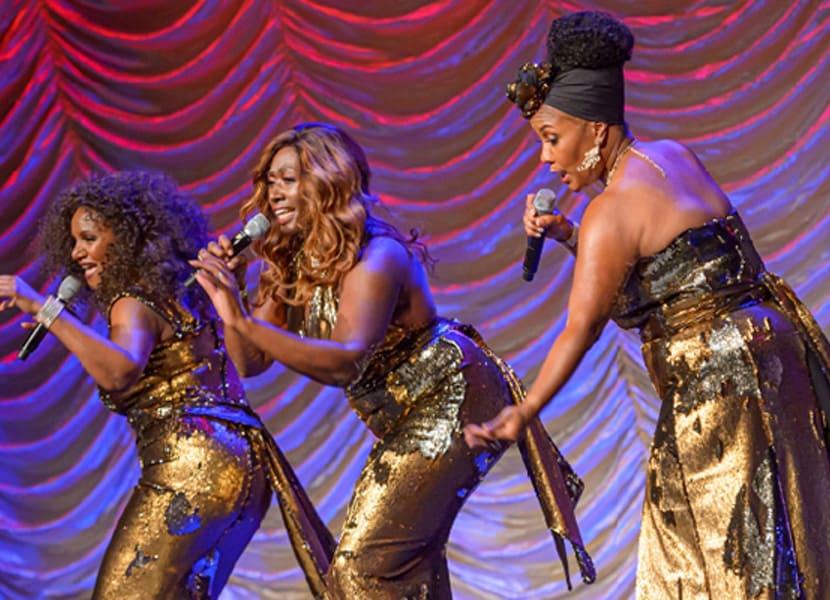 Show vol Motown, soul en disco