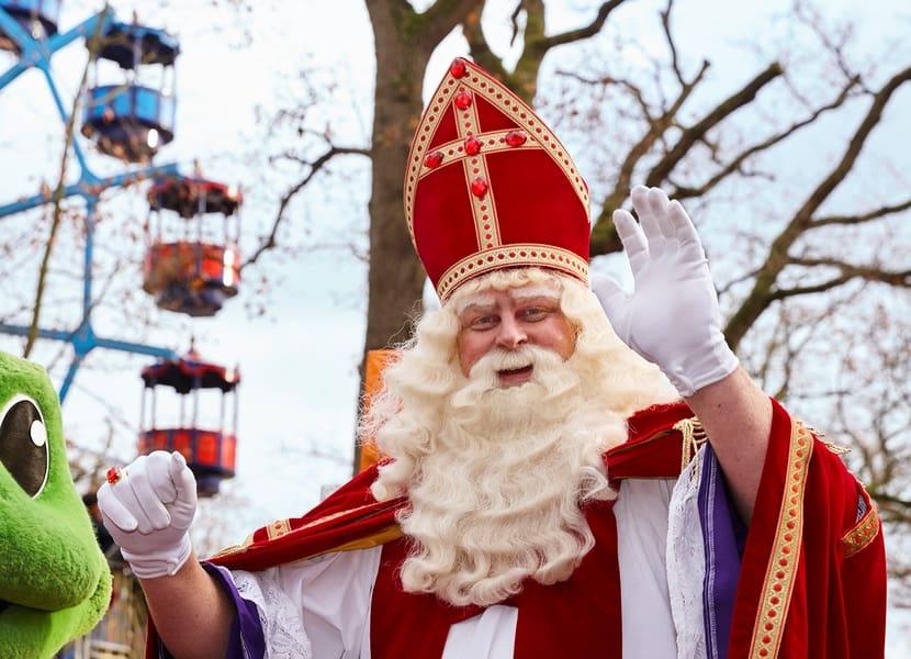Sinterklaasfeest 2019 Duinrell
