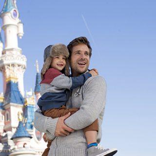 Disneyland Parijs per luxe touringcar