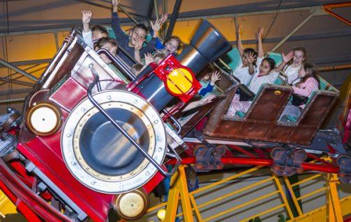 Leuke attracties voor iedereen in kinderstad Heerlen