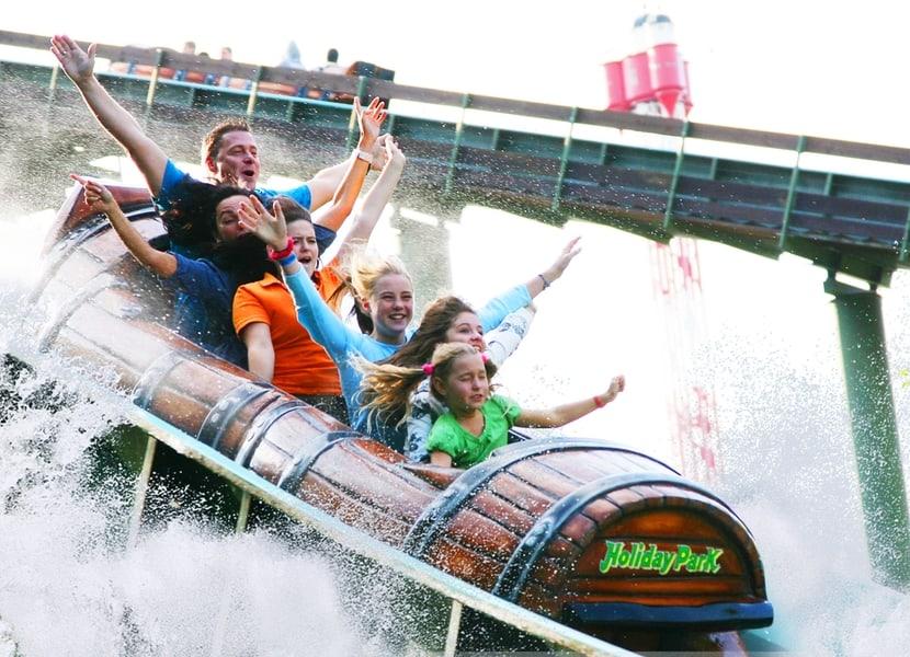 Dino Splash in Holiday Park Hassloch