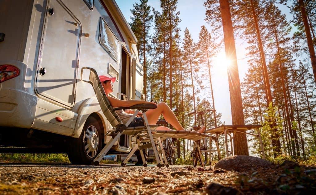 Camper huren voor een camperreis