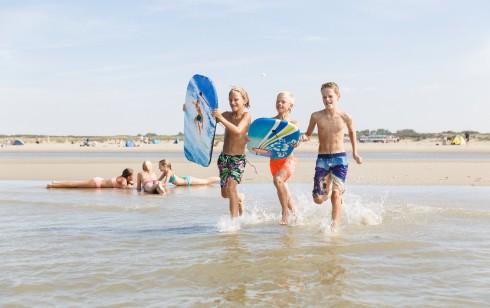 RCN vakantiepark Toppershoedje in Ouddorp