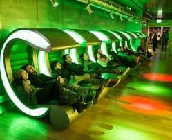 Heineken experience tijdens de amsterdamse brouwerij tour