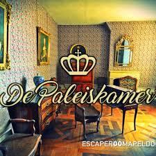 escaperoom de paleiskamer