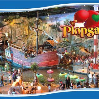 Plopsa Indoor Hasselt België