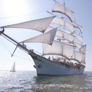 Rondvaart IJsselmeer met de Stedemaeght