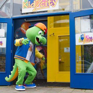 KidZcity in Utrecht