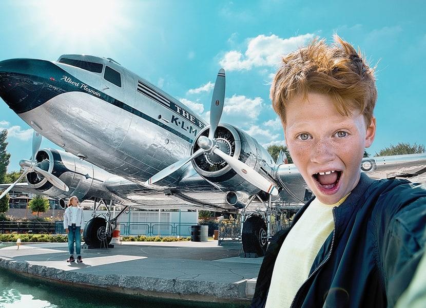 The Flying Dutchman is de nieuwste attractie in Madurodam