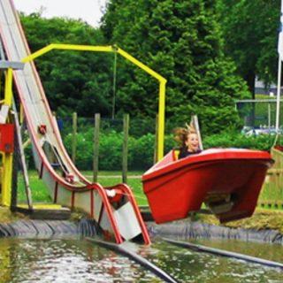 Sybrandys Speelpark in Oudemirdum