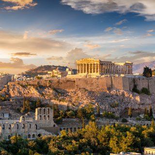 Stedentrip Athene, Griekenland