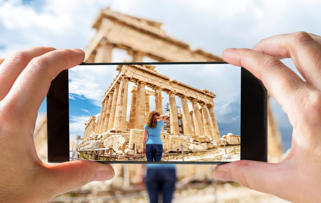 vele bezienswaardigheden tijdens een Stedentrip Athene
