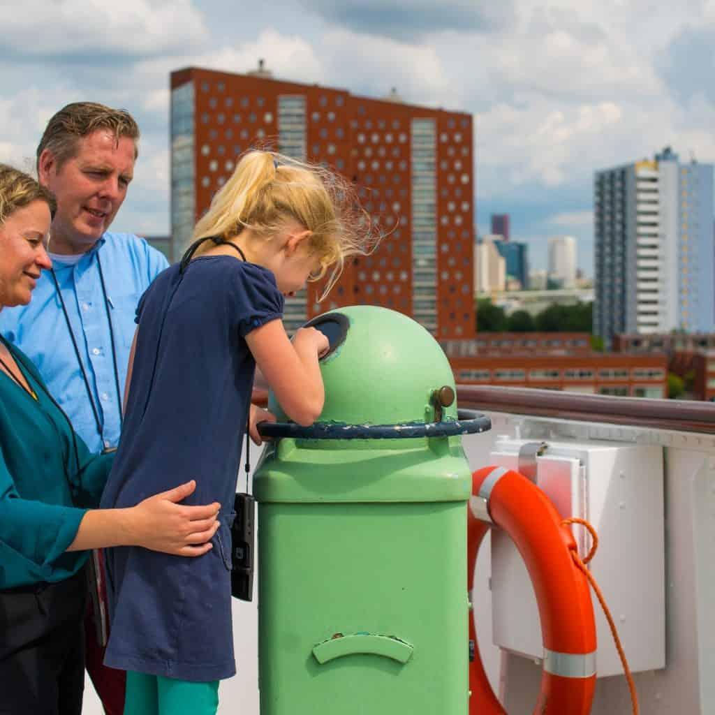 Een leuk dagje uit voor jong en oud op de SS Rotterdam