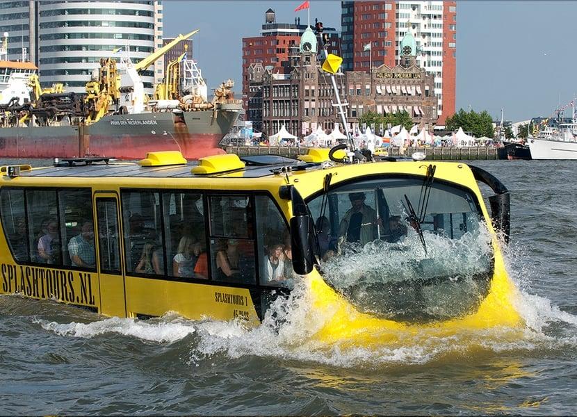 Splashbus Rotterdam