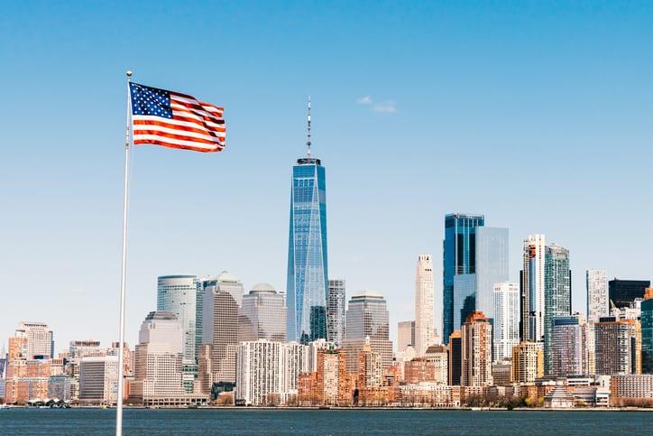ESTA voor Amerika