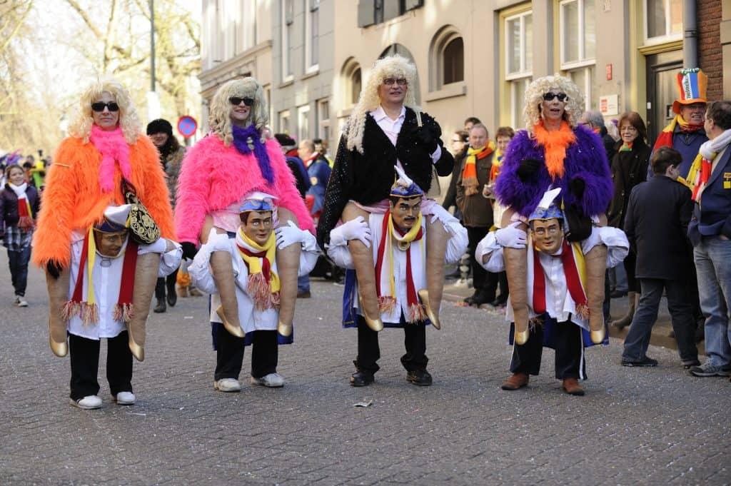 Gratis dagje uit Brabant, het carnaval