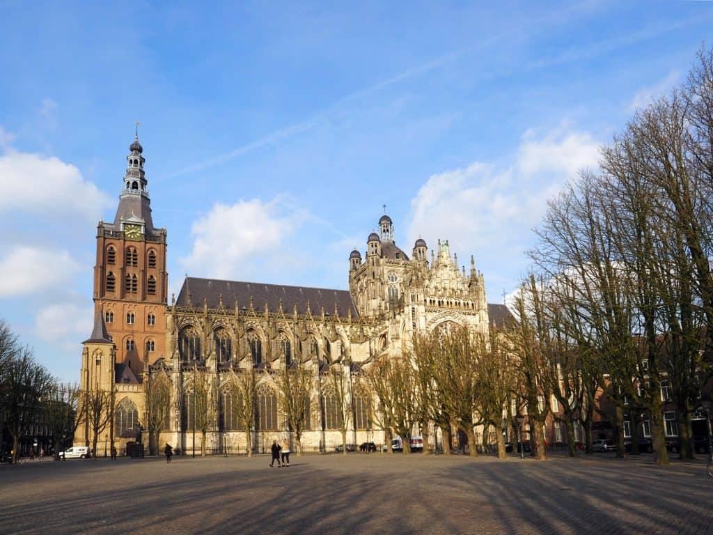 Sint Jans Kathedraal in 's-Hertogenbosch