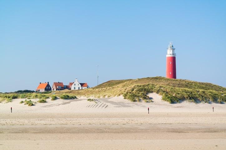 Bezoek Texel als dagje uit Noord Holland