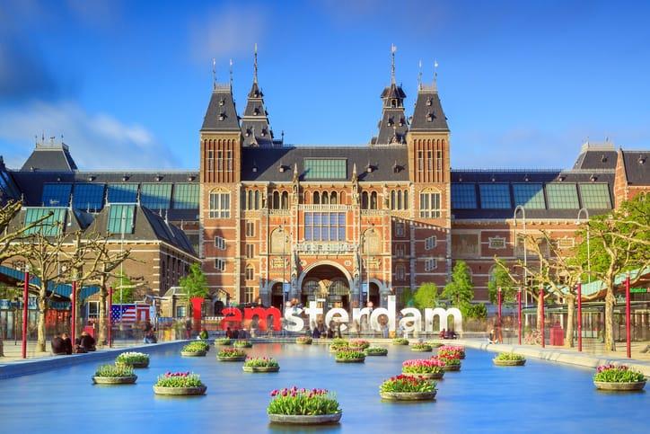 Bezoek het Rijksmuseum in Amsterdam