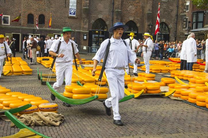 Dagje uit Alkmaar