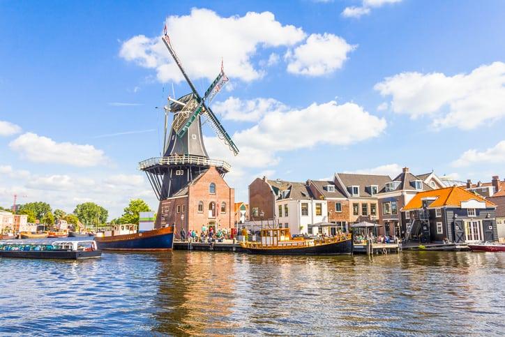 Dagje uit Haarlem